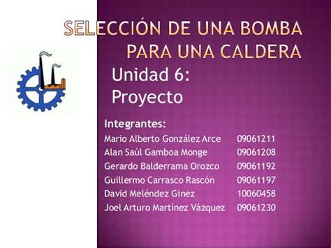 Which Program Is Harder Mba Vs Pa by Selecci 243 N De Una Bomba Para Una Caldera