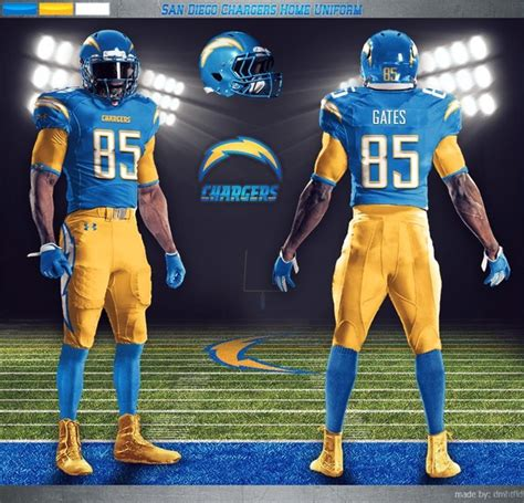 sd chargers jerseys new san diego chargers uniforms the official los