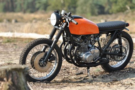 Left Suzuki Suzuki Gs550 By Left Cycles