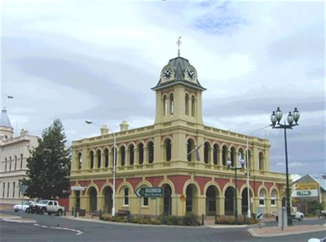 Logan Post Office by Forbes Post Office Nsw Environment Heritage