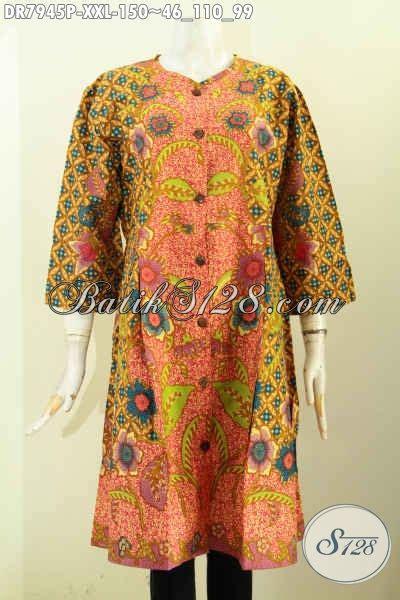 Selempang Pria 7945 baju batik elegan mewah size baju batik jawa