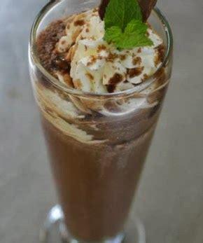 membuat ice cream blender resep dan cara membuat ice mochacino blender dingin dan