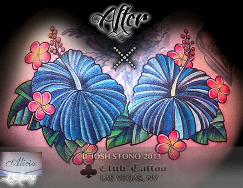 tattoo cover up hollywood joshstono cover up flowers