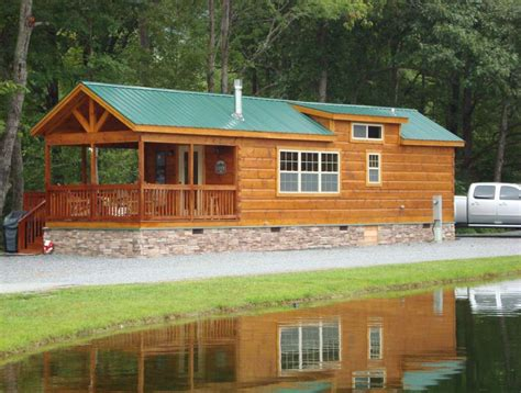 Log Cabin Trailer Homes by Modular Log Cabins Rv Park Model Log Cabins 2 Mountain
