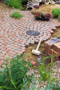 Building A Patio With Pavers Building A Patio With Brick Pavers Backyard