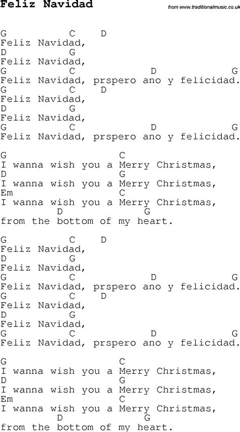 heart pattern lyrics christmas songs and carols lyrics with chords for guitar