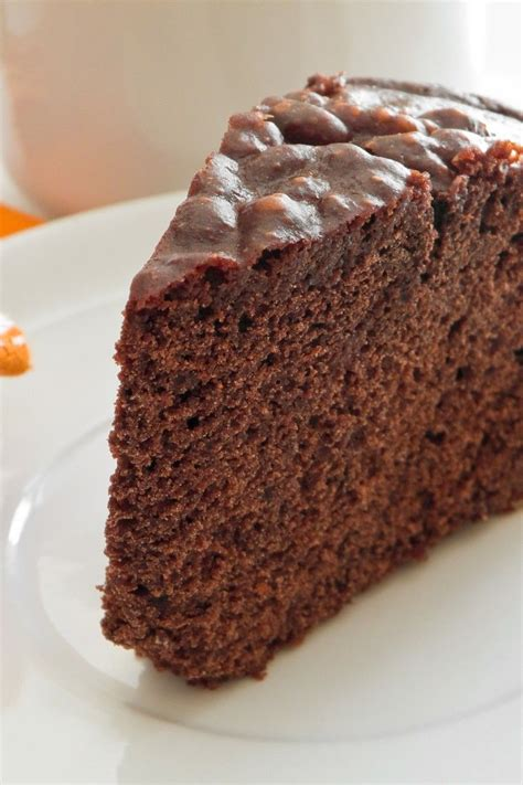 chocolate sponge cake recipe dishmaps