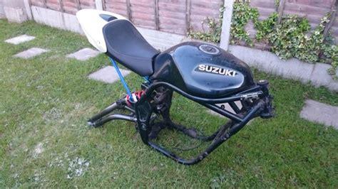 96 Suzuki Bandit 600 Suzuki Bandit 600 96 Engineframebanana Swingarmducati