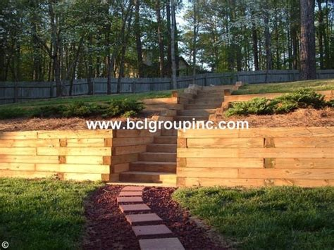 pressure treated wood retaining walls video search engine at search com