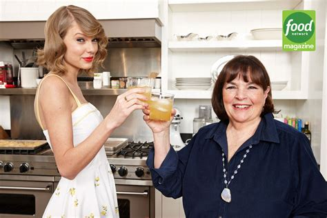 food network ina garten taylor swift day drinks with barefoot contessa host ina