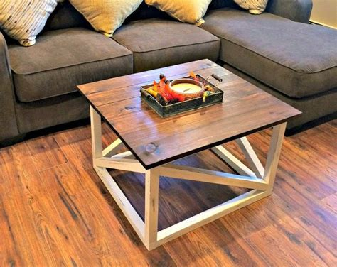 coffee table diy ideas diy coffee table hometalk