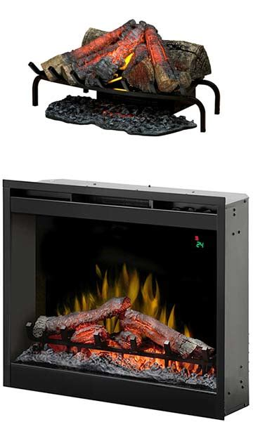 best electric fireplace logs the best electric fireplaces compactappliance
