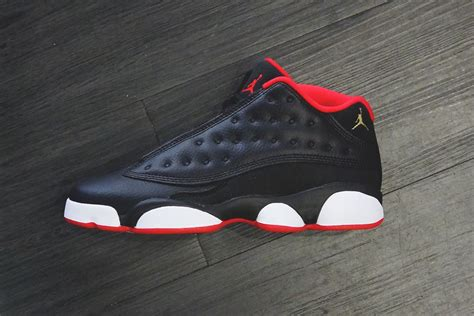 More From 13 by Air 13 Retro Low Quot Bred Quot New Images Air 23 Air