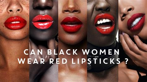 best red mac lipstick for black women 2015 5 top red lipsticks for black women pelle scura dark