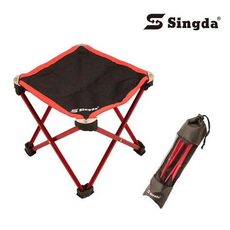 small portable chairs canvas casual outdoor cing folding stool small