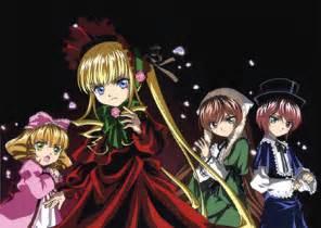 anime transcripts アニメで英語 rozen maiden ローゼンメイデン
