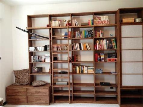libreria fai da te in legno libreria legno fai da te