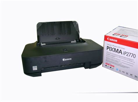 Printer Canon Warna jual printer canon ip2770 solusi computer
