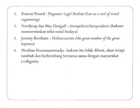 Pengubah Hukum pendidikan untuk hukum yang berkeadilan sosiologi hukum perintis doktrin dan relasinya dengan