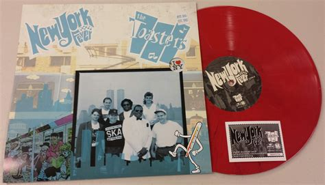 The Toasters Albums The Toasters New York Fever Lp Repressed On Red Vinyl
