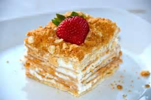 napoleon kuchen russisch napoleon cake 2 delights of culinaria