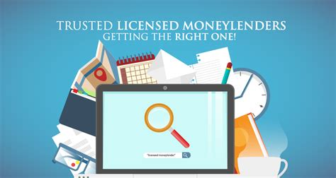 How To Find In Singapore Trusted Licensed Moneylenders Getting The Right One