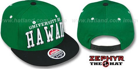 T Shirt Hurley H2o M Buy Side hawaii 2t arch snapback green black hat by zephyr at