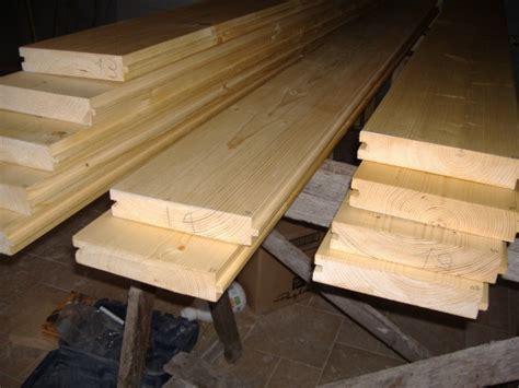 costo tavole abete realizzazione di un soppalco in ferro e legno come fare