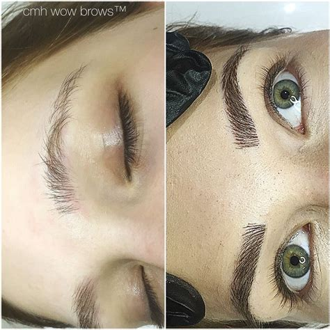 bad tattoo eyebrows 25 best ideas about feather eyebrow on