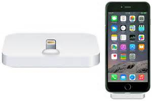iphone lighting dock apple introduces a lightning dock for iphone