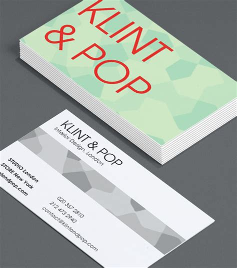 moo business cards template popping patterns