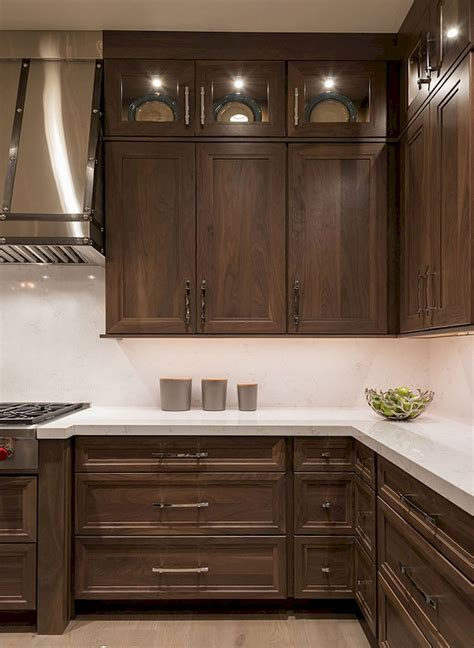 gorgeous ideas   adorable designs  brown kitchens