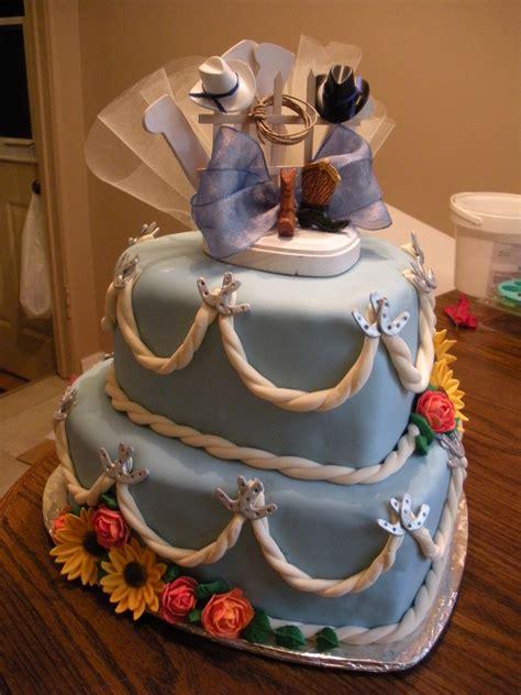 western wedding cakes western wedding cake cakecentral