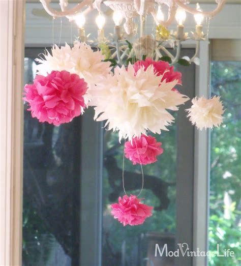 How To Make Paper Tissue Flowers - how to make tissue paper flowers 14 excellent ways