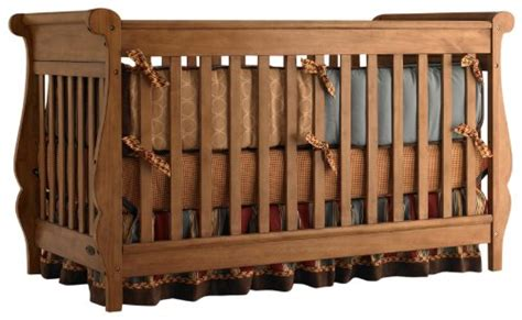 Crib History by Graco Shelby Classic 4 In 1 Convertible Crib Cappuccino