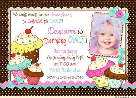 1st birthday invitation indian card 2 smash cake 1st birthday cards colorful cupcake polka dot