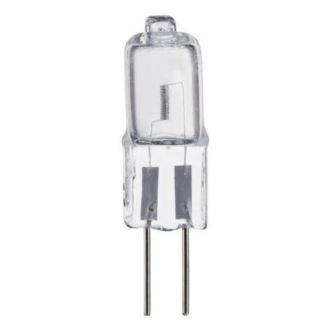 12 Volt Outdoor Light Bulbs Philips 417204 Landscape Lighting 20 Watt T3 12 Volt Bi Pin Base Light Bulb New Ebay