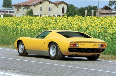 1966 Lamborghini Miura Lamborghini Miura 1966 1967 1968 1969 1970 1971