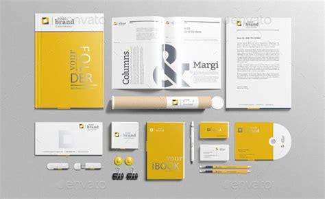 Branding Design Template 20 Best Psd Branding Mockup Design Templates Pixel Curse