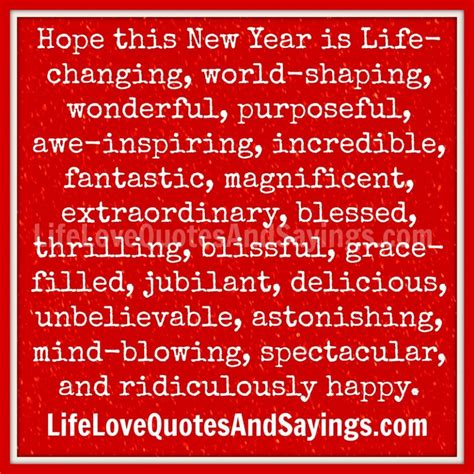 life quotes new year quotes
