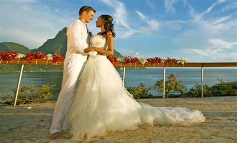 Are Caribbean weddings legal?   All Inclusive Honeymoon