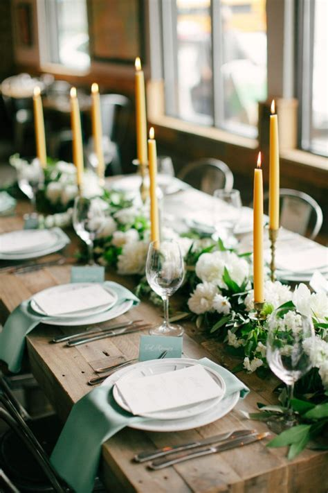 Trending  20 Fabulous Wedding Table Decoration Ideas with