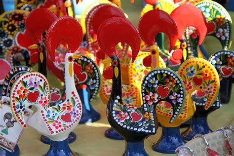 portugal crafts for manifesto anti galo de barcelos