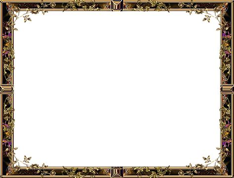 cards transparent template for a 4x6 png frames for pictures transparent frames for pictures