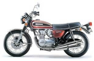 Honda 550 Four Honda 550 Four