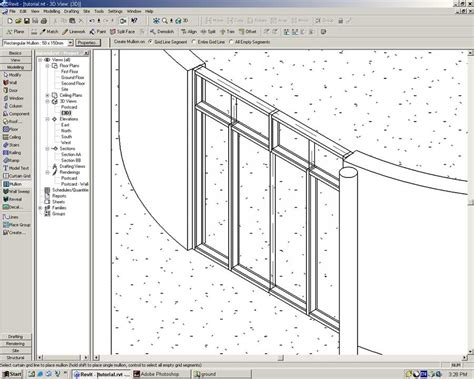curtain wall mullion mullion wall