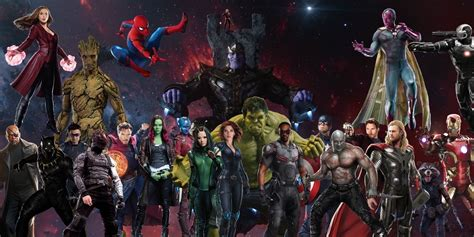 marvel s infinity war prelude infinity war influenced by 90s heist screen rant