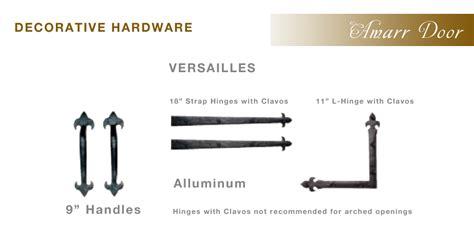 Good Garage Doors Decorative Hardware #1: Hardware-amarr-nc-garage-doors-1.png