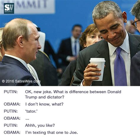Obama Putin Meme - putin obama memes satirewire