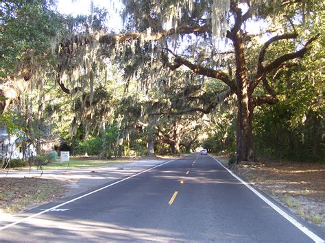 national scenic byway edisto island national scenic byway